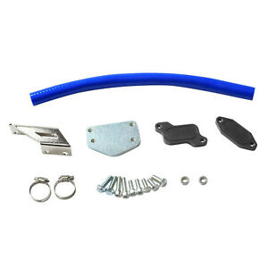 Egr Delete Kit Fit 2004 5 2005 Chevy Gmc 6 6l V8 Duramax Diesel Lly Engine