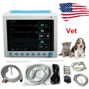 Contec Veterinary Patient Monitor Icu Vital Signs Monitor Monitor 2019 Vet Usa