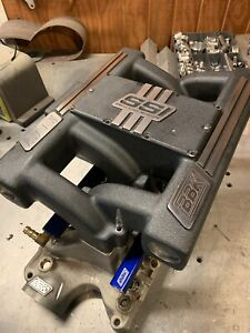 Bbk Ssi Intake Manifold 86 93 Ford Mustang 5 0 Complete Induction Gt Lx Cobra