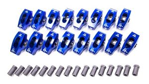 Sbc Roller Rocker Arms 1 6 Ratio 7 16 Stud