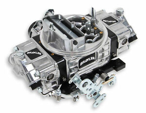 Quick Fuel Technology 650cfm Carburetor Brawler Ssr Series