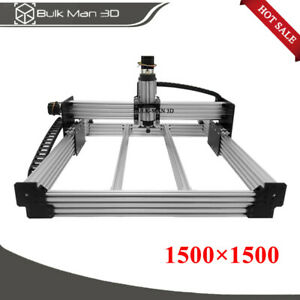 Workbee Cnc Router Full Kit Size 1500x1500mm Screw Driven With Electronic Combos