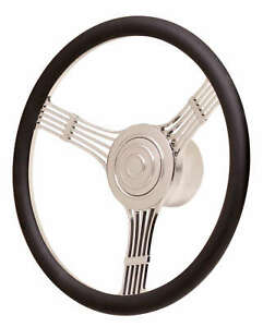 Gt Performance Steering Wheel Gt9 Retro Banjo Leather