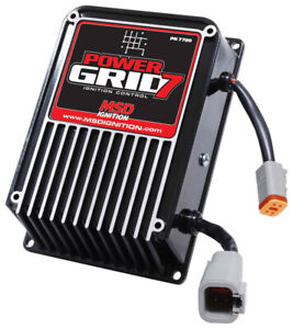 Msd Ignition Power Grid 7 Ignition Box