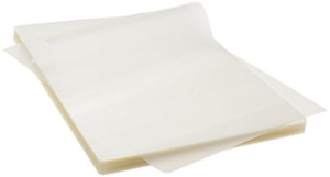 Thermal Laminating Pouches 3 Mil Clear Letter Size Laminating Sheets 8 5 X 11