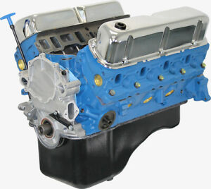 Crate Engine Sbf 302 300hp Base Model