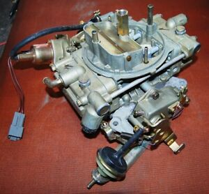 Holley Nos Carburetor R50445 Ford Truck Model 4150