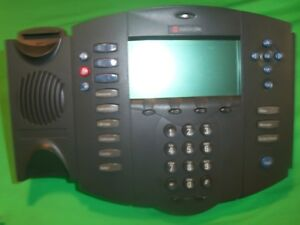 Polycom Soundpoint Ip 501 Sip Phone 2201 11501 001 Lot Of 12