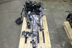 Jdm Mazda Rx 8 Renesis 1 3l Rotary Engine 6 Speed Rwd Mt Transmission 6 port Rx8