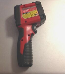 Preowned Milwaukee Infrared Thermometer Lcd Display Temperature Gun 2267 20