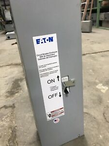 Eaton Sfdn225 Indoor Enclosed Switch 225a 600v 3 Phase