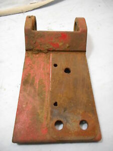 Farmall 384084r1 Brake Valve Mount Adapter Plate 706 806 1206 1456 Hydro 100 Ih