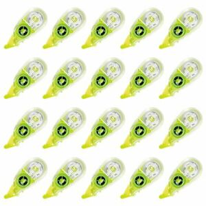 from Japan Plus Whiper Petit Correction Tape 6mm width 20pcs Green 49 253