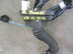 Gt R 2009 Engine Wire Harness 242343