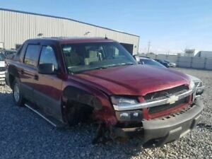 Driver Front Seat Bucket bench Seat Opt Ae7 Fits 03 06 Avalanche 1500 321781