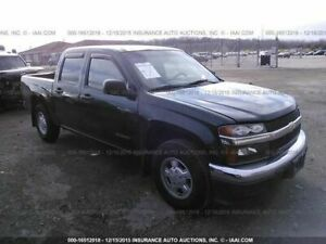 Driver Front Seat Bucket And Bench Split Seat Opt Am6 Fits 05 Canyon 250231