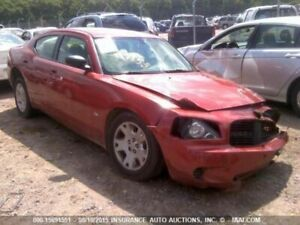Driver Front Seat Bucket Cloth Electric Fits 06 08 Charger 247762