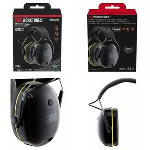 Hearing Protector Bluetooth Ear Muffs Hi fi Headset Sound Noise Protection