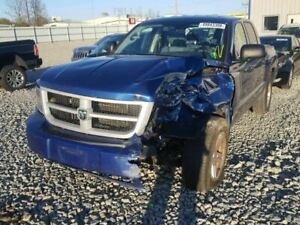Driver Front Seat Bucket Cloth Electric Crew Cab Fits 08 11 Dakota 323487