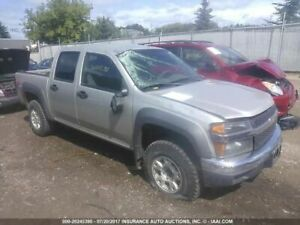 Passenger Front Seat Bucket And Bench Split Seat Fits 06 12 Canyon 293742
