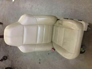 Driver Front Seat Bucket 40 40 Captains Fits 08 10 Ford F250sd Pickup 283821