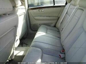 Passenger Front Seat Bench Opt An3 40 20 40 Leather Fits 06 11 Dts 254387