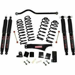 Skyjacker Suspension Lift Kit New For Jeep Wrangler Jk 2018 Jk40bpbsr