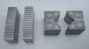 Pre owned Travers Tools Universal Magnetic Chuck Parallels v blocks