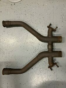 2011 2014 Oem Ford Mustang Boss 302 Side Exit Exhaust H Pipe