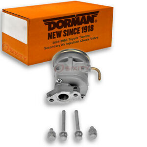 Dorman Secondary Air Injection Check Valve For Toyota Tundra 2005 2006 4 7l Xw
