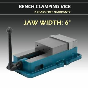 6 Precision Milling Machine Lock Down Vise Accu Lock Vise Clamping Vise