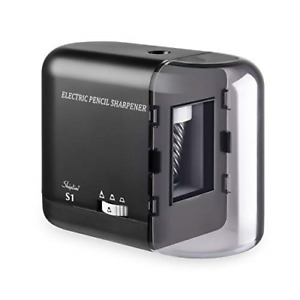 Shiplies Heavy Duty Electric Pencil Sharpener With Battery Operated usb Helical