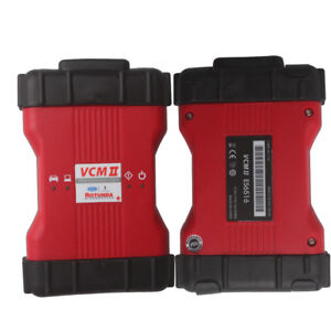 Vcmii Vcm2 Ids Ford V111 Mazda V110 Diagnostic Tool 2in1 With Pincode Calculator