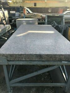 8ft X 4ft Granite Surface Plate Granite Slab