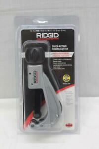 Ridgid 31632 Quick Acting Tubing Cutter 1 4 1 7 8 Model 151 New