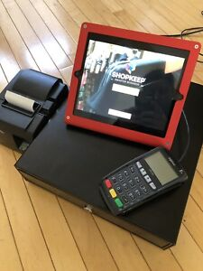 Shopkeep Point Of Sale System ipad Included