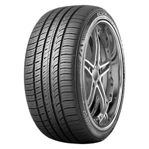 1x New Tire 215 40zr18 89w Xl Kumho Ecsta Pa51 Uhp A Bw Free Install