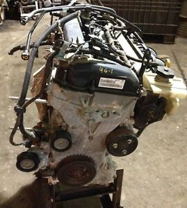 08 09 10 11 Focus Engine 2 0l Vin N 8th Digit Dohc Standard Emissions 380100