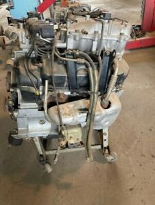 99 00 01 02 Montero Sport Engine 3 5l Vin R 8th Digit