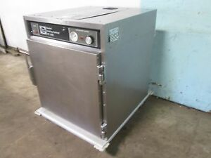 henny Penny Hc 908 H d Commercial Electric Heated Warmer Holding Cabinet Cart