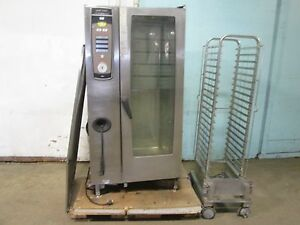 henny Penny Scg 201 Commercial H d smart Cooking System Natural Gas Oven