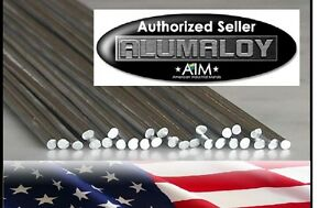 50 Pounds Alumaloy Aluminum Repair Rods No Welding Fix Cracks Use Propane Torch