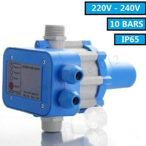 1100w 220v 240v Automatic Switch Water Pump Pressure Controller Unit Stable