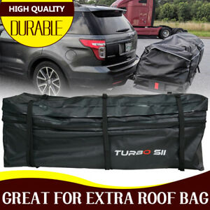 Rear Hitch Cargo Carrier Bag For Car Truck Suv Vans Hitch Trays Hitch Baskets