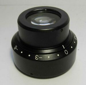 Condenser Light Nikon Abbe A 1 25x To Microscope D 34 Mm