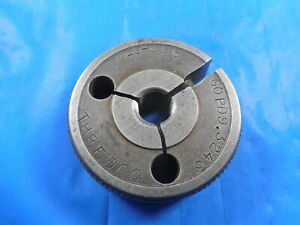 M10 X 1 0 6g Metric Thread Ring Gage 10 0 Go Only P d 9 3243 Inspection Tools