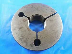 M30 X 1 5 6g Metric Thread Ring Gage 30 0 No Go Only P d 28 844 Inspection