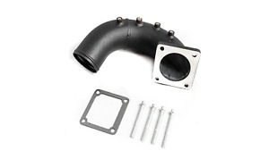 Ppf High Flow Intake Elbow Tube For 98 5 02 Dodge Ram 5 9l Cummins Diesel