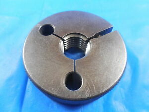 Mj16 X 2 0 4h Metric Thread Ring Gage 16 0 Go Only P d 14 701 Inspection Tool