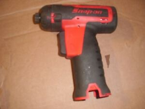 Snap on Cordless Screwdriver Cts761 14 4 Volt Bare Tool
